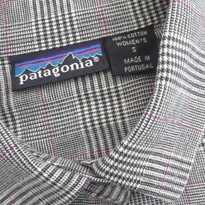 PATAGONIA..WOMENS BLOUSE..SMALL